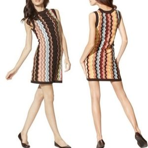 Missoni Chevron print dress